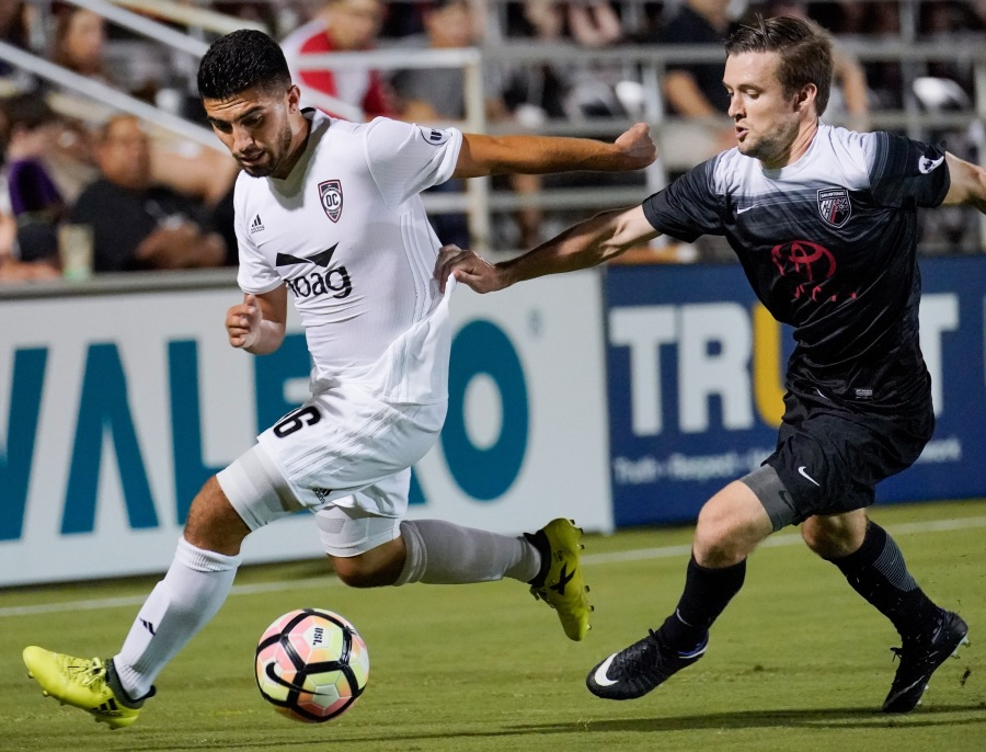 USL Orange County FC vs San Antonio FC